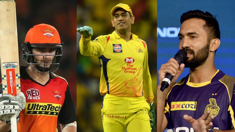 Chennai Super Kings opt to bowl against Sunrisers Hyderabad