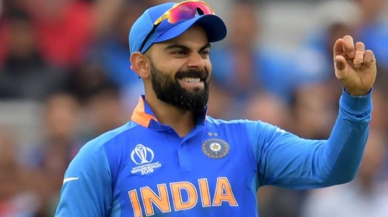 Kohli was found guilty of breaching Article 2.12 of the ICC Code of Conduct for Players and Player Support Personnel. (Photo: AFP)