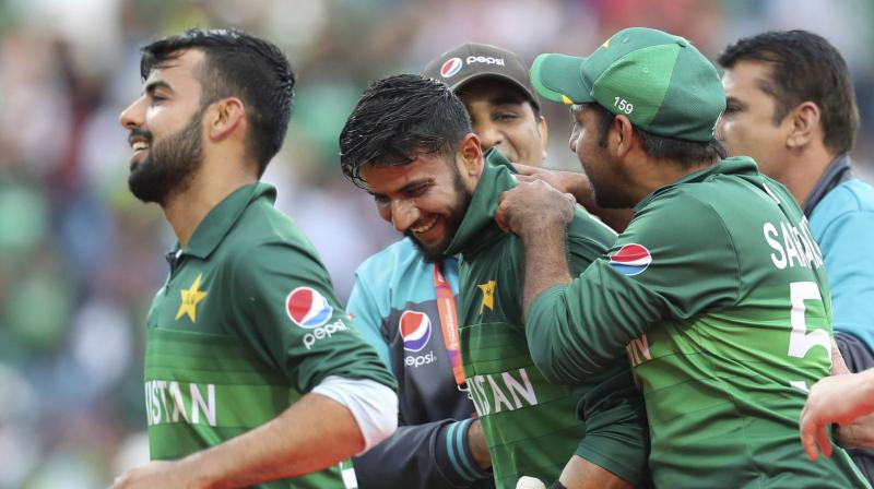 Pakistan could see even those remote hopes end without a ball being bowled if it loses the toss and Bangladesh chooses to bat. (Photo: AP)