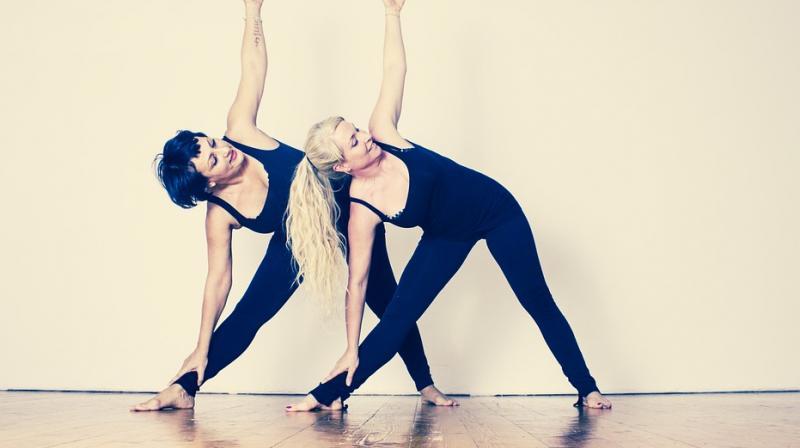 Yoga includes stretching exercises (asanas), breath control (pranayam) and meditation. (Photo: Pixabay)