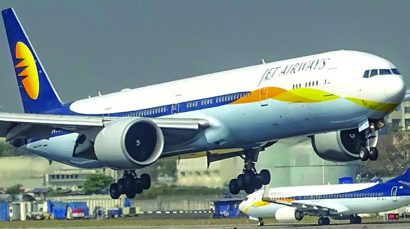 Aviation Ministry to hold emergency meet on Jet Airways' grounding of planes