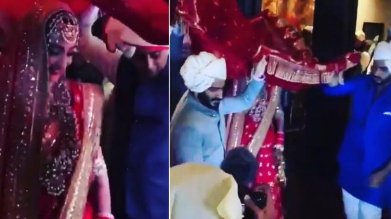 Sonam Kapoor is getting married with Anand Ahuja as per Sikh traditions today.