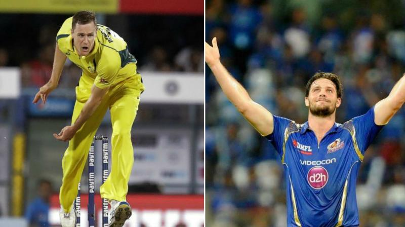 IPL 2018: MI replaces Behrendorff with McClenaghan