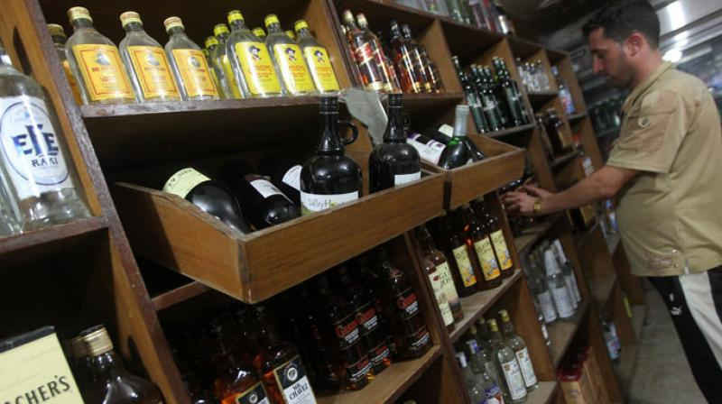 Iraq's parliament on Saturday voted to ban the sale, import and production of alcohol. (Photo: AFP)