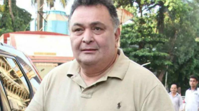 Rishi Kapoor was lauded for work in '102 Not Out' and 'Mulk' this year.
