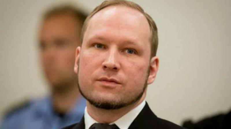Norwegian mass murderer Anders Behring Breivik. (Photo: AFP)