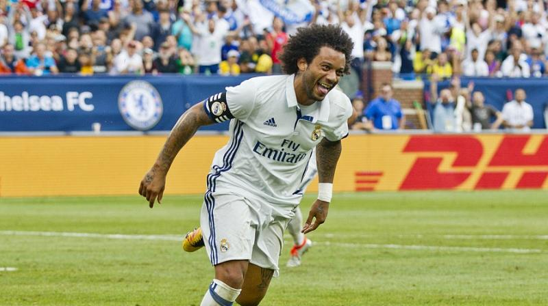 The left-back will be absent for Sunday's trip to Real Sociedad and the visit of Real Betis on September 20.(Photo: AP)
