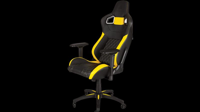 Corsair Launches New T1 Race Gaming Chair In India
