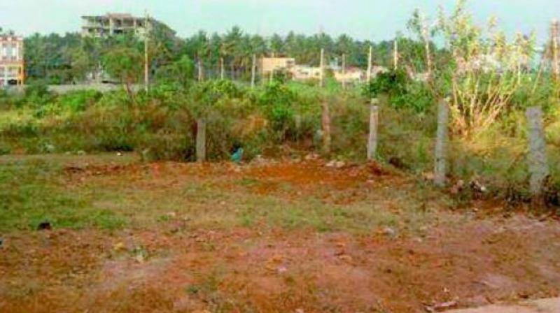 3 42 lakh acres agricultural land now hosts realty in Telangana