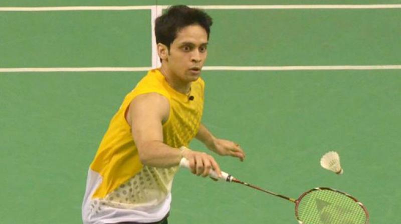 The Indian will play Korean Lee Dong Keun next. (Photo: PTI)