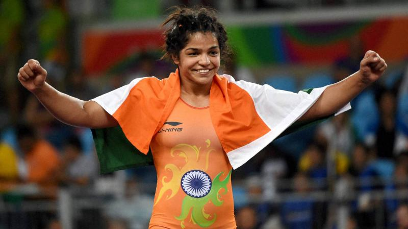 As she turns attention to the upcoming 2018 Asian Games in Indonesia in preparation for the Tokyo 2020 Olympics, Sakshi is focused on her showing and not medals. (Photo: PTI)