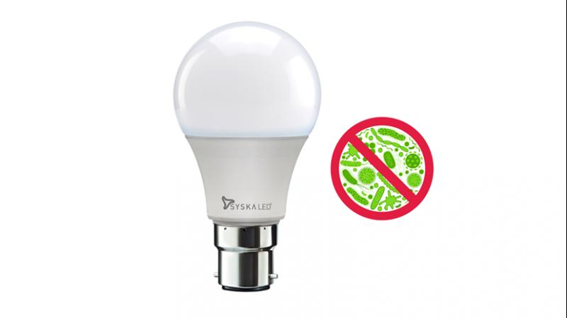 With 810° lumens, the 9W bulb will be able to provide bright light which covers a large area and will be able to detect voltage fluctuations and trips.