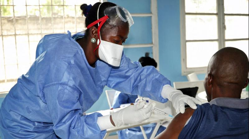 Teams all set for crucial Ebola vaccination in DR Congo
