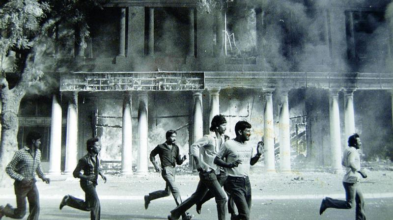 Image result for 1984 riots