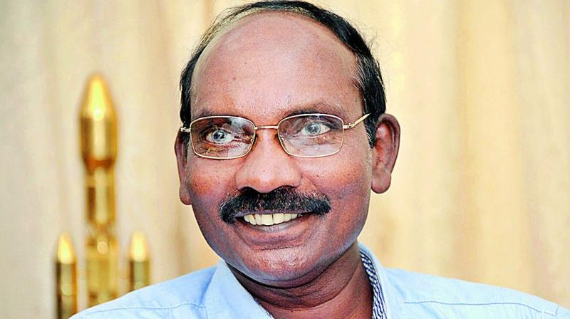 Image result for ISRO chairman Dr K Sivan
