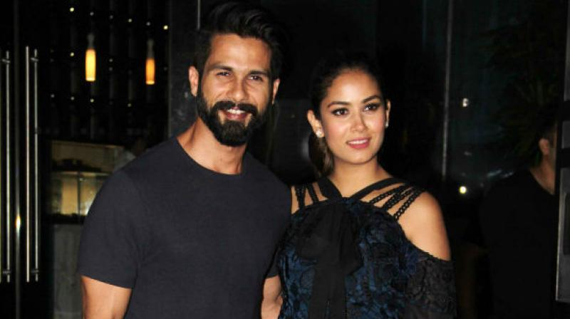 Shahid and Mira Kapoor are among the most popular celebrity couples today.