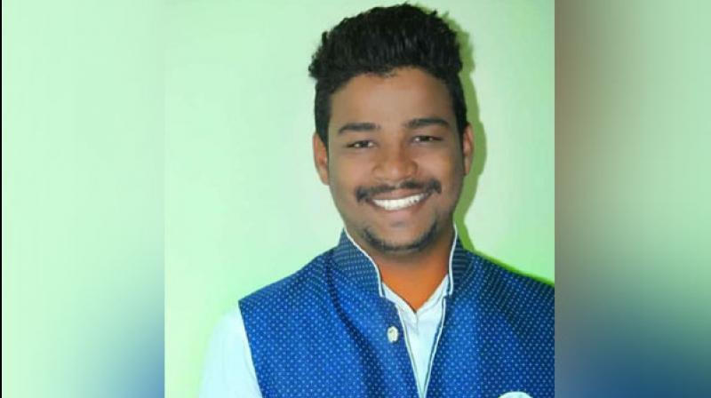 The deceased has been identified as Prem Kumar Reddy. (Photo: ANI)