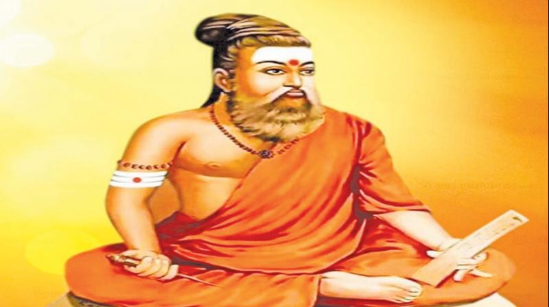 Stating that Thiruvalluvar was beyond caste, class, religions and that his poetic legacy and wisdom belonged to the entire humanity, the CPI(M) leader said his party strongly condemned the attempts to recast the saint-poet in a Hindutva mode.