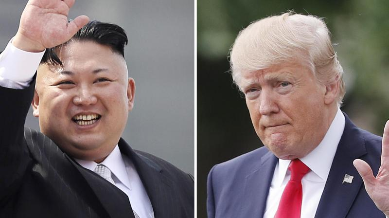 Last week, a South Korean delegation, led by its national security advisor, had conveyed Kim Jong Un's invitation to Donald Trump for a meeting. (Photo: AP)