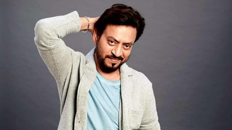 Irrfan Khan has been diagnosed with neuroendocrine tumor. Neuroendocrine tumors (NETs) are neoplasms that arise from cells of the endocrine and nervous systems and can be either benign or malignant. (File Photo)