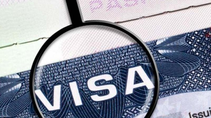 The minister said India's concerns on visa issues were articulated during the Strategic and Commerce Dialogue 2016 and Trade Policy Forum 2016 held in October. (Representational image)