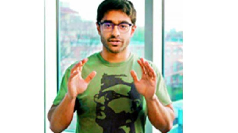 Saikat Chakrabarti, AOC's Chief of Staff, is at the centre of the storm for wearing a T-shirt imprinted with the face of the national hero.