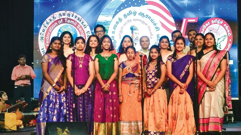 10th global meet on Tamil studies ends on feel-good note in