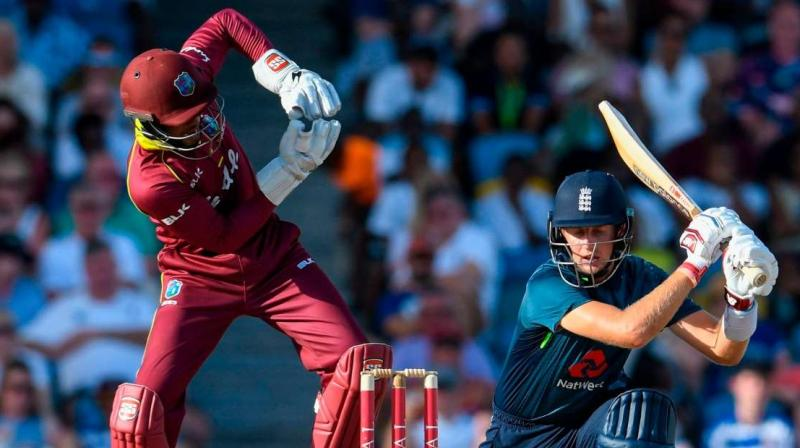 West Indies are coming off their defeat to Australia while England easily saw off Bangladesh in the last game. (Photo: AFP)