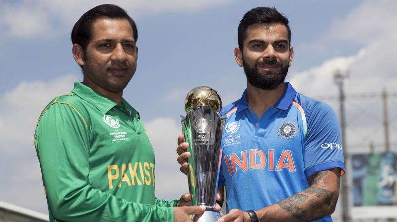 WC-19: Pak, India to face each other on June 16
