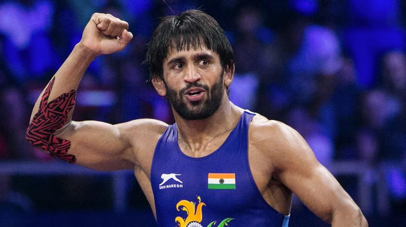 """It was so near and yet so far. Having reached the final, I expected to win gold but I will have to be satisfied with a silver medal. I am happy to have bettered my bronze medal effort, achieved five years ago at the same venue,"" said Bajrang Punia, who is now only Indian with two medals from the World Championships. (Photo: PTI)"