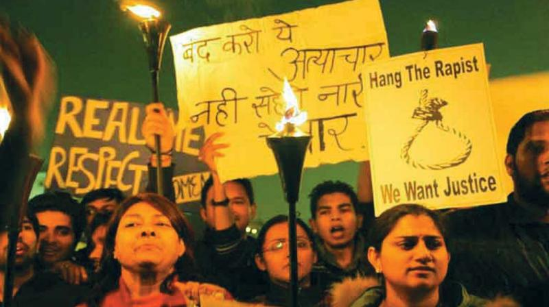 The rape of eight-year-old girl in Madhya Pradesh's Mandsaur had shocked the state, causing widespread outrage. (Representational Image)