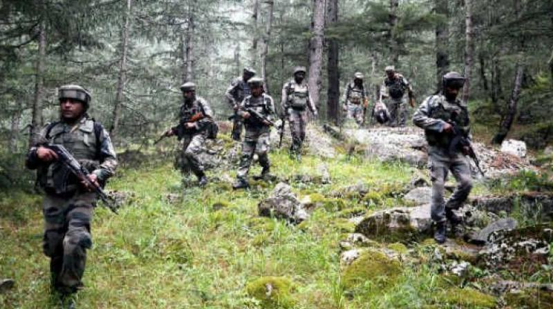 Pakistani troops had violated the ceasefire and targeted Mankote and Balakote areas of Mendhar sector in Poonch district on Monday. (Photo: Representational Image)