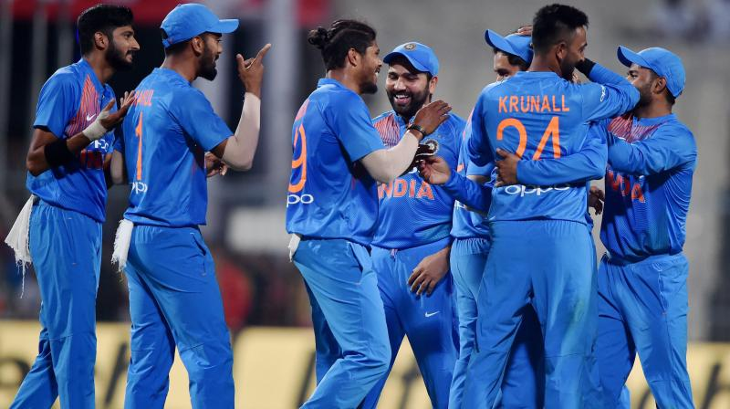 The misery has seemed never-ending for the West Indies and India would look to ensure that the script doesn't change when the two sides clash in the second Twenty20 in Lucknow on Tuesday. (Photo: PTI)