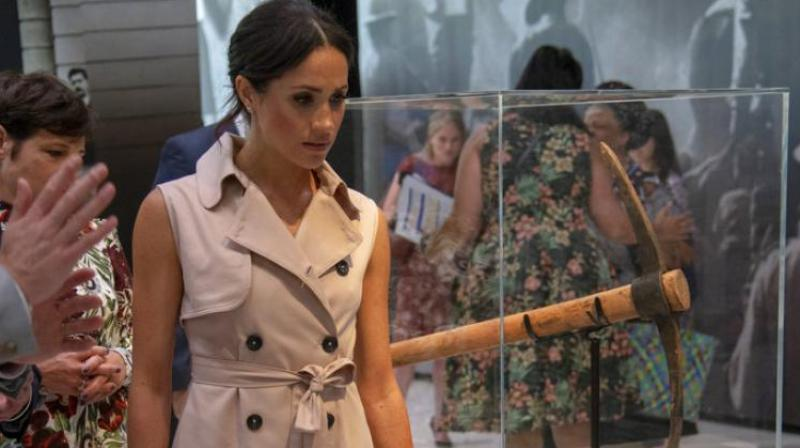 Meghan Markle, Duchess and Sussex. (Photo:AP)