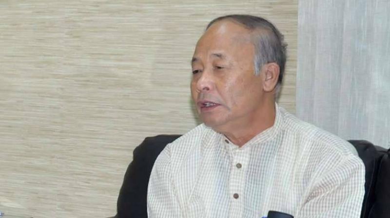 Manipur Chief Minister Okram Ibobi Singh. (Photo: Facebook)