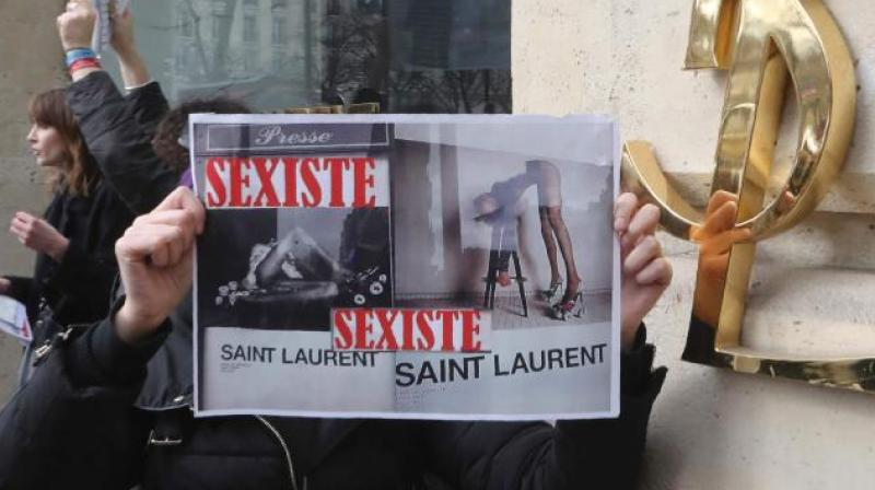 Some people attending Paris Fashion Week worried the move could infringe on artistic freedom (Photo: AFP)