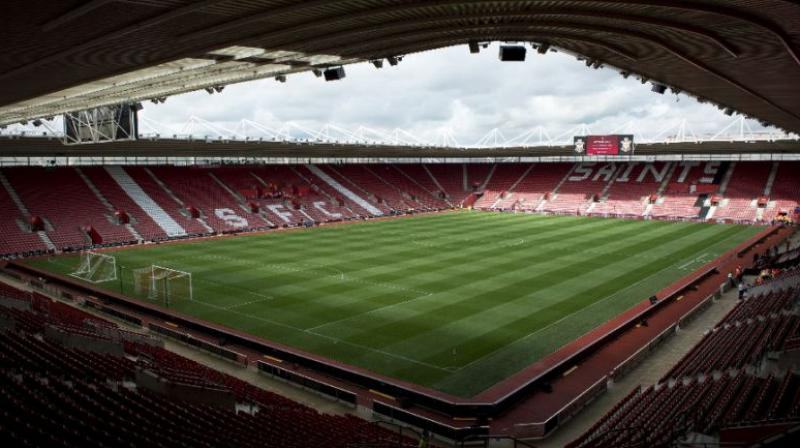 Southampton has issued an apology to the victims and launched an investigation. (Photo: AFP)