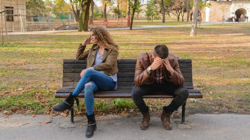 Having a controlling partner is harmful for self-growth and it is better to distance yourself from them. (Photo: Representational/Pexels)