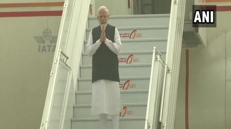 The theme of this year's summit is economic growth for an innovative future.   (Photo: ANI)