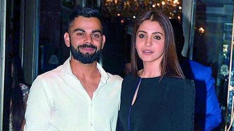 India captain Virat Kohli, who is married to Bollywood star Anushka Sharma, had recently requested the Board of Control for Cricket in India (BCCI) to extend the WAGs' stay during a foreign tour. (Photo: Instagram / Virat Kohli)