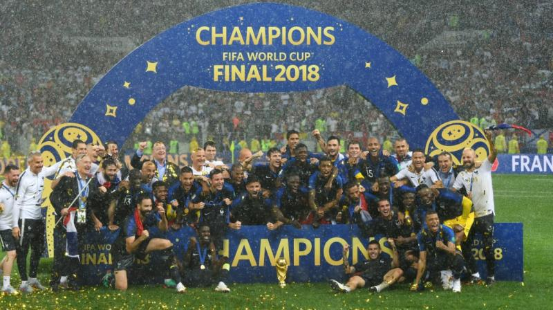 France win World Cup after classic final