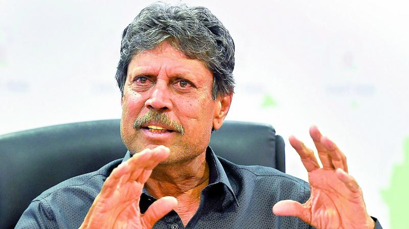 'Fast bowlers have changed the face of Indian cricket': Kapil Dev