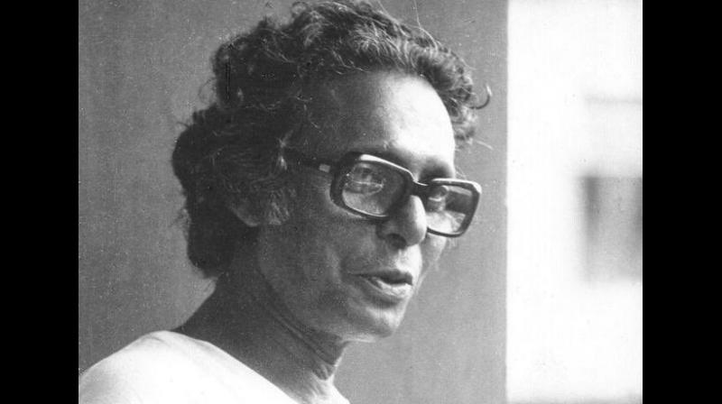 Dadasaheb Phalke award-winning film director Mrinal Sen passed away on Sunday after a prolonged battle with age-related ailments. (Photo: Twitter | @paramspeak)