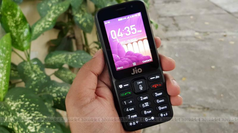 The new version of JioPhone 2 could be powered by a MediaTek processor.