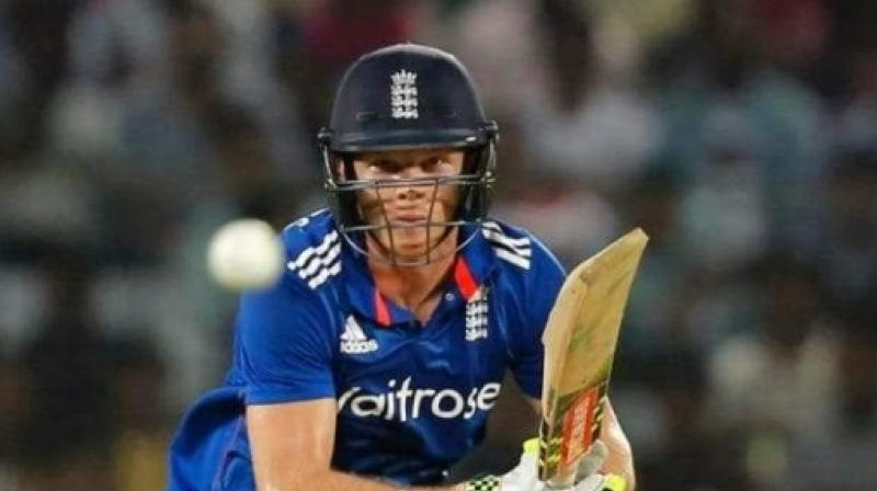 Wicketkeeper-batsman Sam Billings has been called up to the England ODI squad as cover for opener Jason Roy for the third ODI against India here on Monday. (Photo: AP)