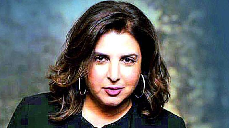 Farah Khan.