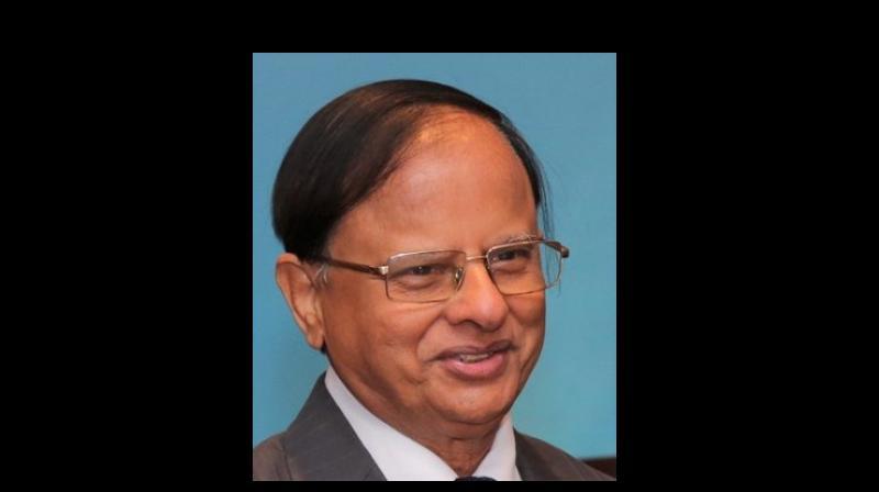Principal Secretary to PMO P K Mishra,(Photo: PIB/Twitter)