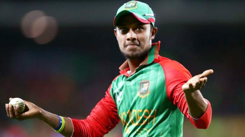 Earlier, Bangladesh cricketer Sabbir Rahman was also accused for bringing female guests to his hotel room and was charged with a heavy fine. (Photo: AFP)