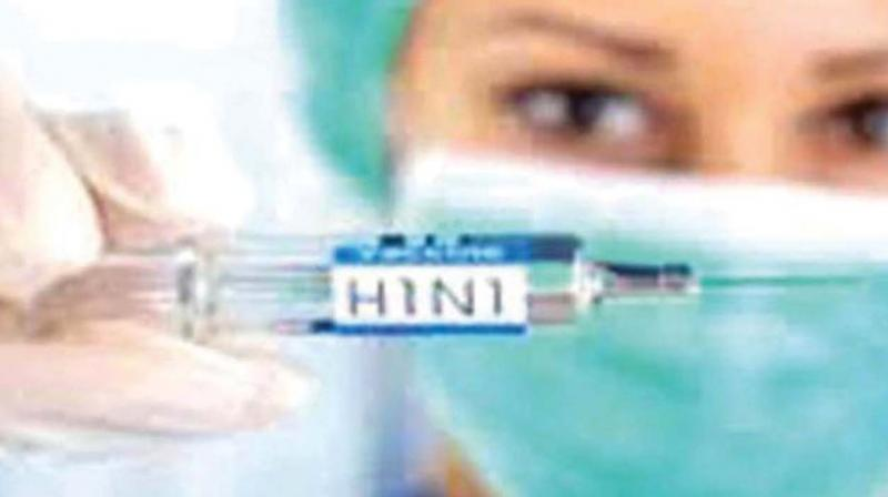 The district health department authority has issued a warning. Twelve cases were reported in the month of April.