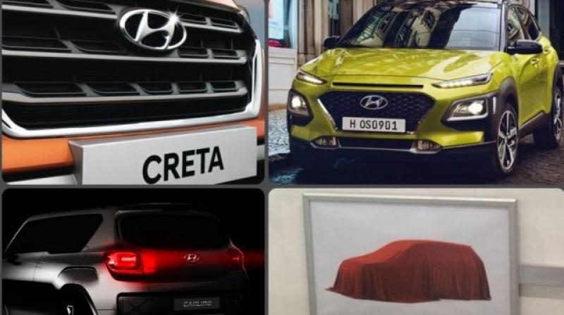 8 Upcoming Hyundai Cars New Santro Carlino Creta Grand I10 And More